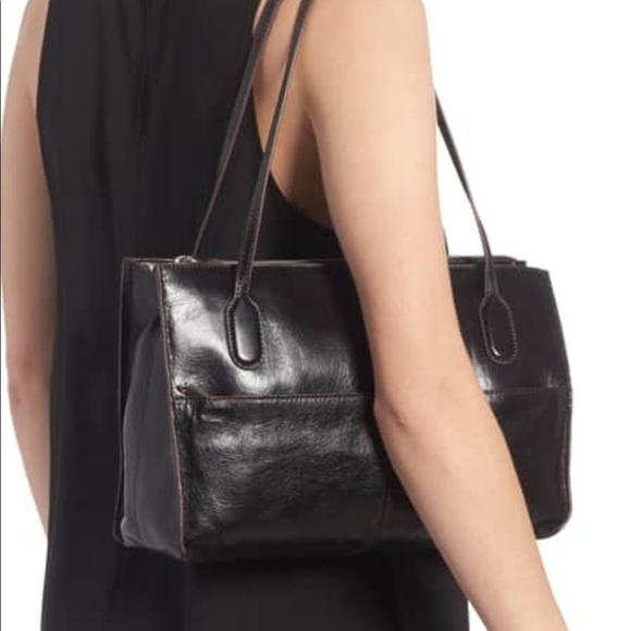 73b04e1c39fc Hobo Friar Tote Shoulder Bag Black